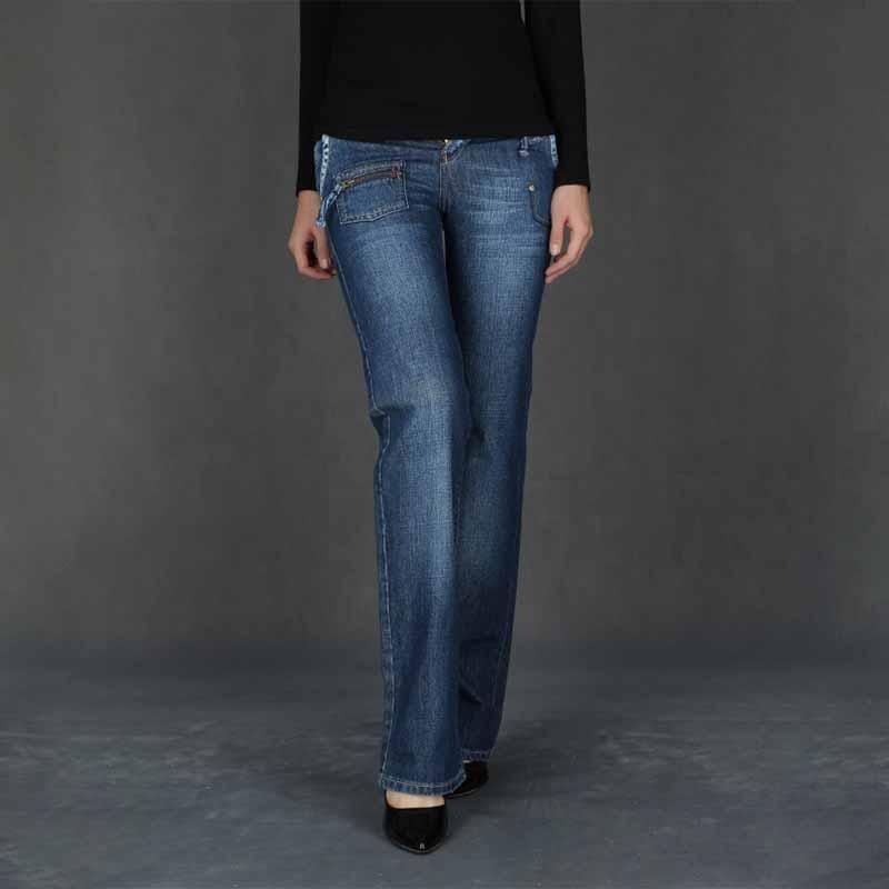 خرید اینترنتی شلوار جین زنانه Madoc کد 014122 | شلوار جین زنانه | فروشگاه اینترنتی فالوده - لذت خرید آنلاین - falude.com