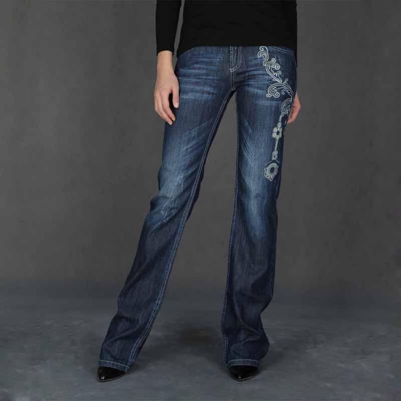 خرید اینترنتی شلوار جین زنانه Madoc کد 021123 | شلوار جین زنانه | فروشگاه اینترنتی فالوده - لذت خرید آنلاین - falude.com