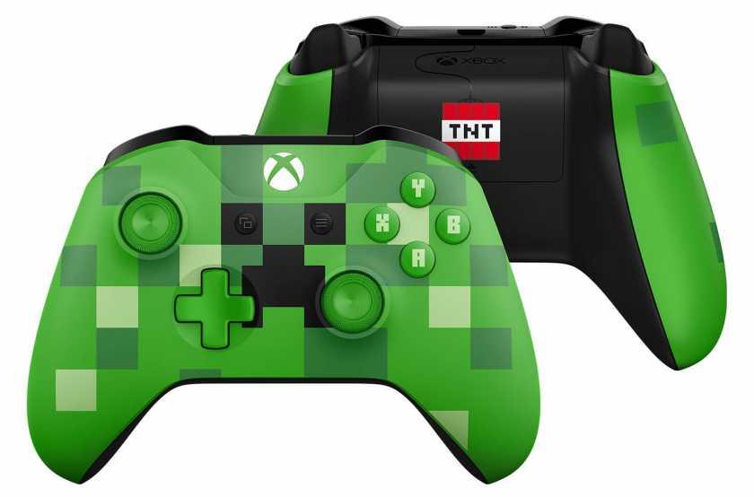کنسول Xbox One (Minecraft)